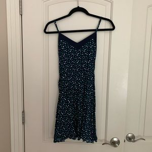 Aeropostale Polka Dot Dress